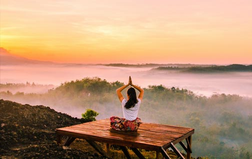 Monthly Mini-Retreat – Reconnect to you